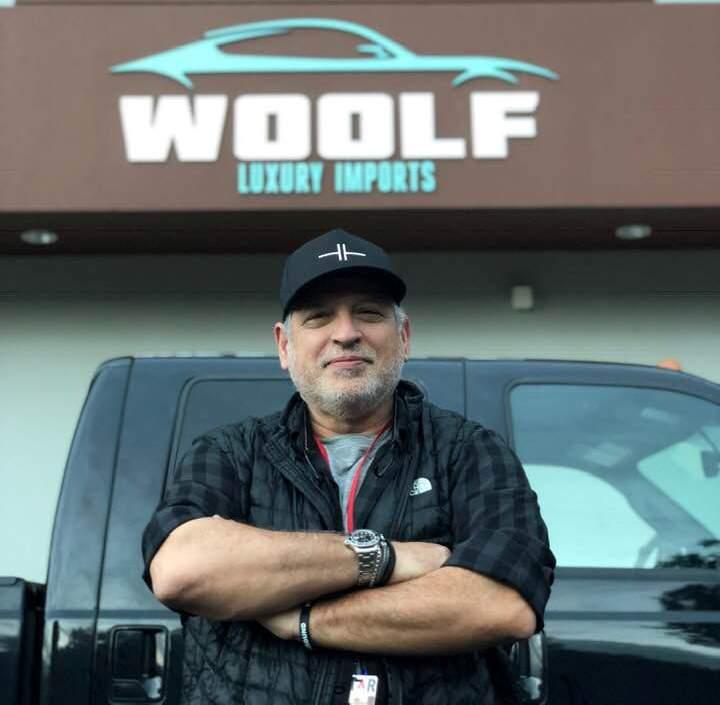 Ian Woolf